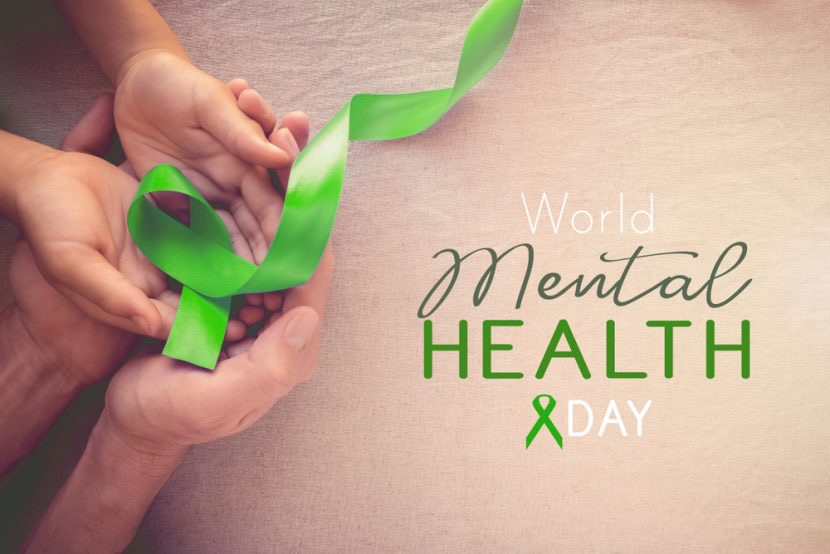 In Recognition of World Mental Health Day